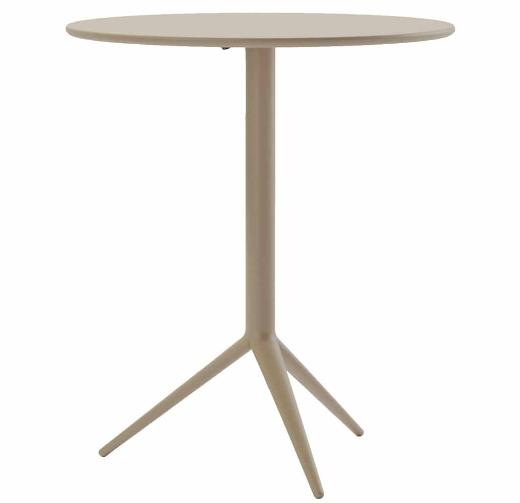 table-terrasse-restaurant-metal-pliante-ciak-sable