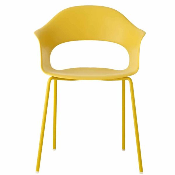 chaise-empilable-coque-plastique-jaune-collectivite-techno
