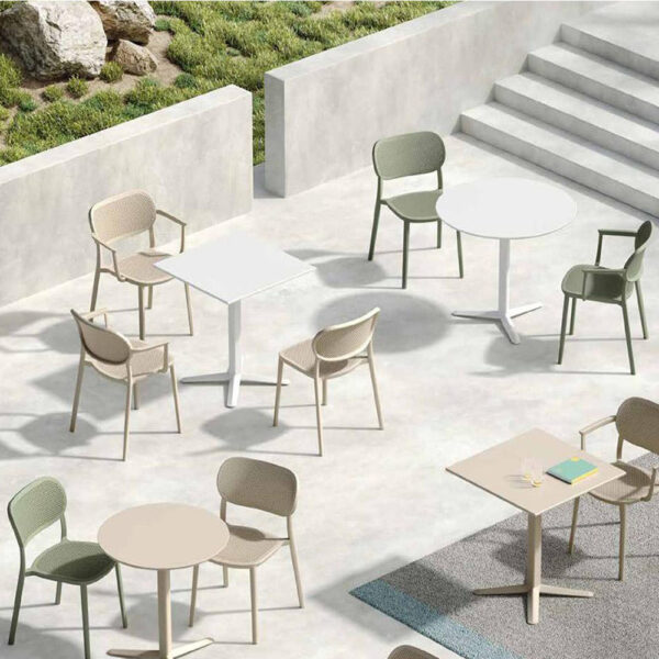 mobilier-terrasse-bar-restaurant-tables-metal-pliantes-raky-plus