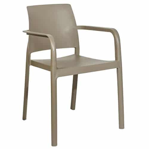 fauteuil-empilable-terrasse-restaurant-taupe-kod
